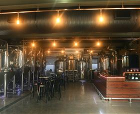 Pumpyard Bar and Brewery - Accommodation VIC