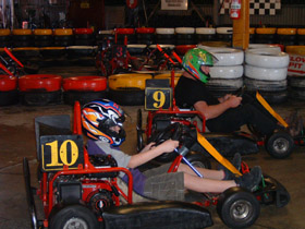 Indoor Kart Hire O'Connor - Accommodation VIC
