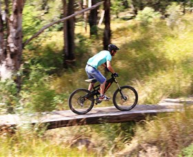 The Steps Mountain Bike Park - Accommodation VIC