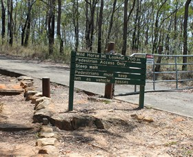 Wild Horse Mountain Lookout - Accommodation VIC