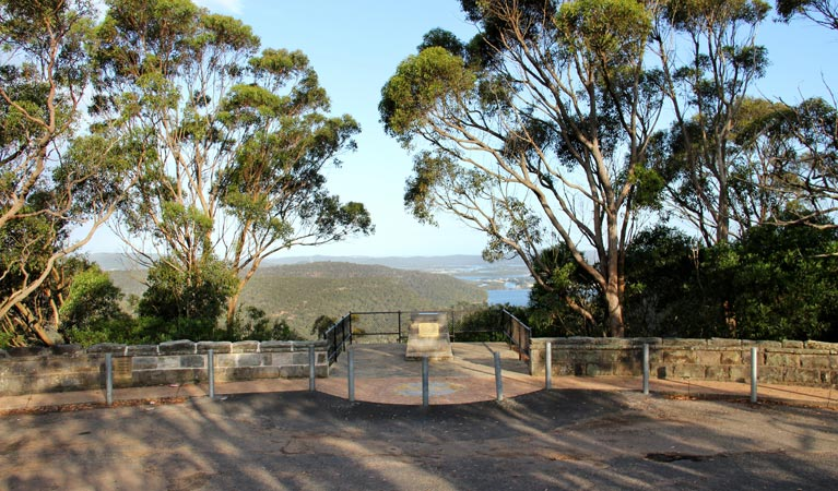 Staples lookout - Accommodation VIC