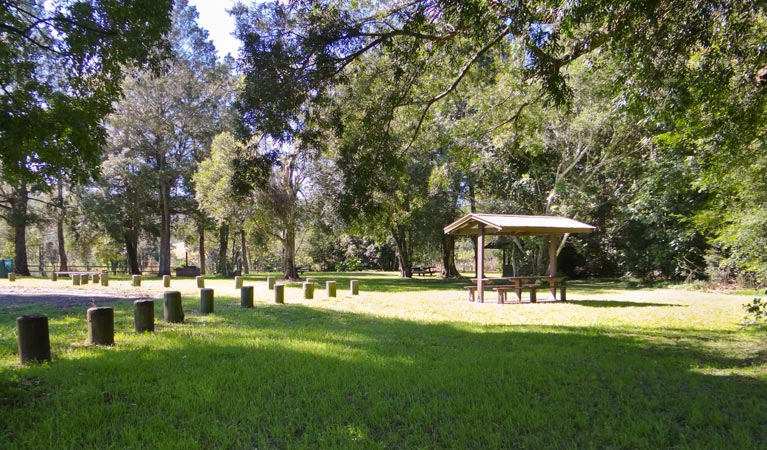 Moore Park picnic area - Accommodation VIC