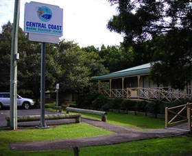 Central Coast Marine Discovery Centre - Accommodation VIC