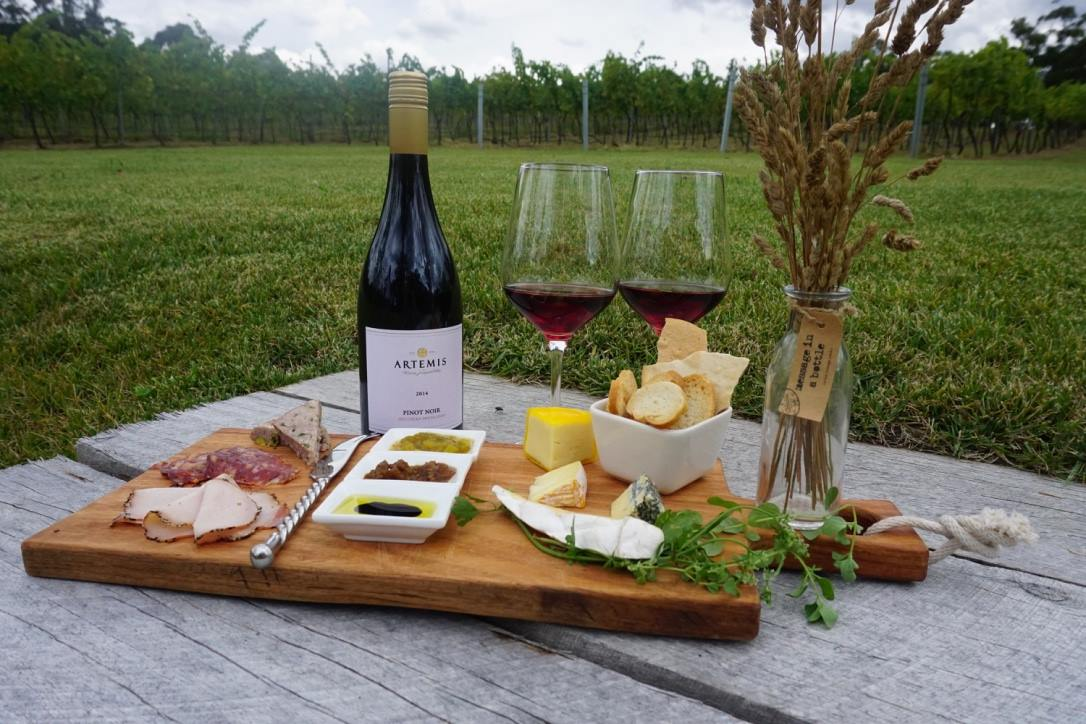 Artemis Wines - Accommodation VIC