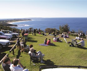 Crackneck Point Lookout - Accommodation VIC
