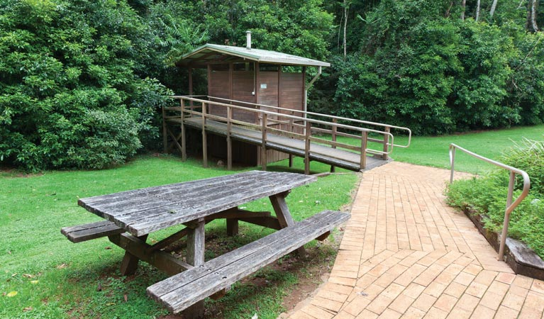 The Glade picnic area - Accommodation VIC