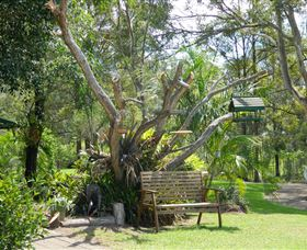 Mondrook Garden Cafe Gallery and Function Centre - Accommodation VIC