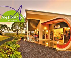 Artisans On The Hill - Accommodation VIC