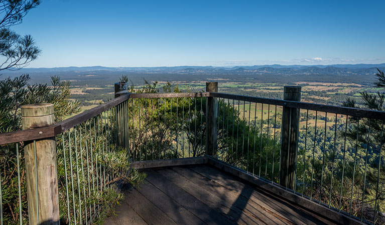 Newbys lookout - Accommodation VIC