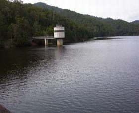 Clarrie Hall Dam - Accommodation VIC
