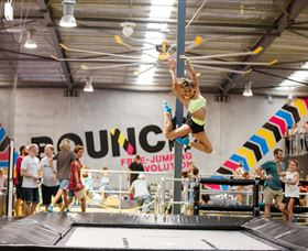Bounce Inc Trampoline Park - Accommodation VIC