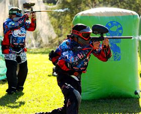 Elite 1 Paintball - Accommodation VIC