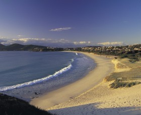Forster Town Beach - Accommodation VIC