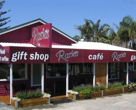 Rosies Cafe and Gallery - Accommodation VIC