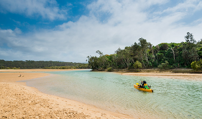 Moonee Beach Nature Reserve - Accommodation VIC