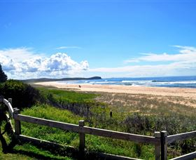 Grants Beach Coastal Walk - Accommodation VIC