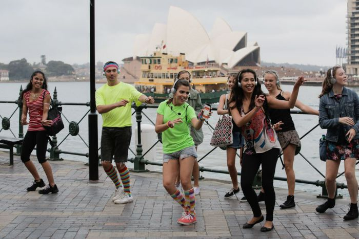 Silent Disco Tours Sydney - Accommodation VIC