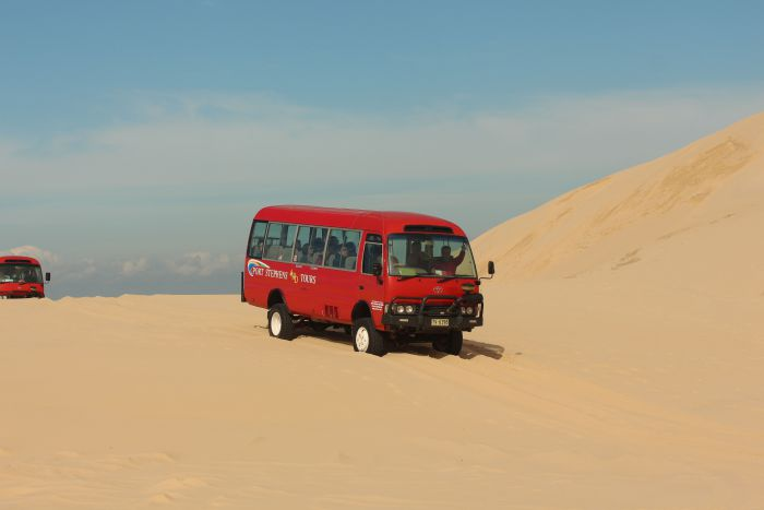 Port Stephens 4WD Tours - Accommodation VIC