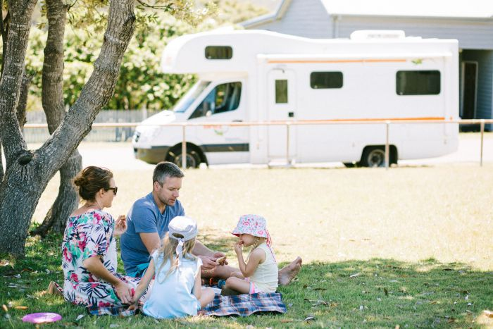 Britz Campervan 4WD and Car Rentals - Accommodation VIC