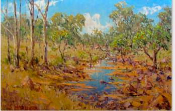 Peter Lawson Fine Art - Accommodation VIC