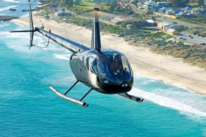 Perth Beaches Helicopter Tour from Hillarys Boat Harbour - Accommodation VIC