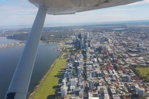 Perth Scenic Flight - City River and Beaches - Accommodation VIC