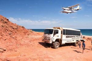Horizontal Falls Full-Day Tour from Broome 4x4  Seaplane - Accommodation VIC