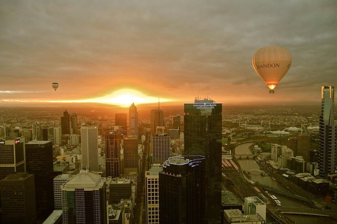 Melbourne Balloon Flights, The Peaceful Adventure - Accommodation VIC