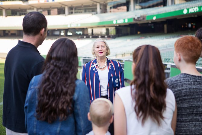 Melbourne Cricket Ground MCG Tour