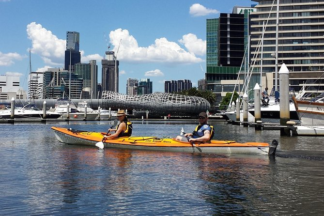 Melbourne City Sights Kayak Tour
