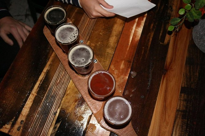 Private Melbourne 3 Hour Evening Craft Beer Lovers Tour