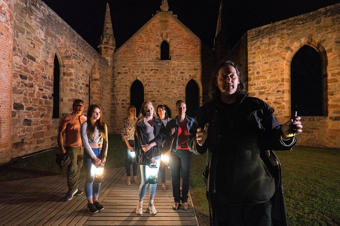 Port Arthur Ghost Tour - Accommodation VIC
