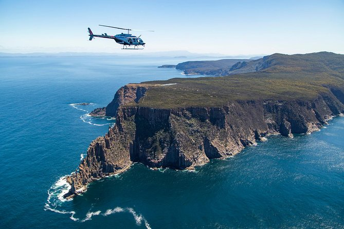 30-Minute Two Capes and Tasman Helicopter Flight from Port Arthur - Accommodation VIC