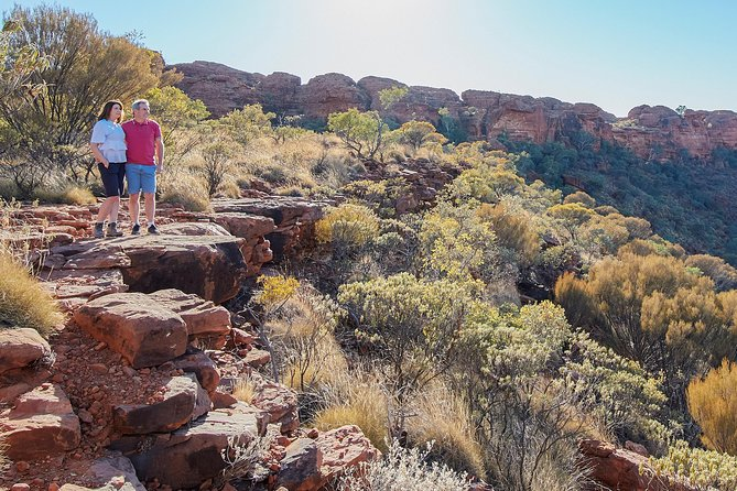 Kings Canyon Day Trip from Ayers Rock - Accommodation VIC