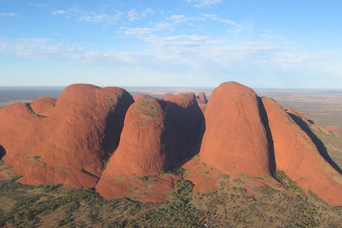 Kata Tjuta and Uluru Grand View Helicopter Flight - Accommodation VIC