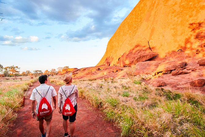Uluru Sunrise and Guided Base Walk - Accommodation VIC