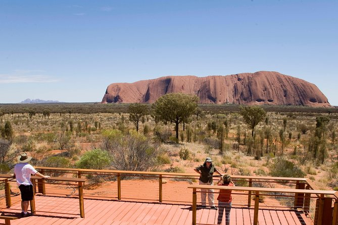Uluru Small Group Tour including Sunset - Accommodation VIC