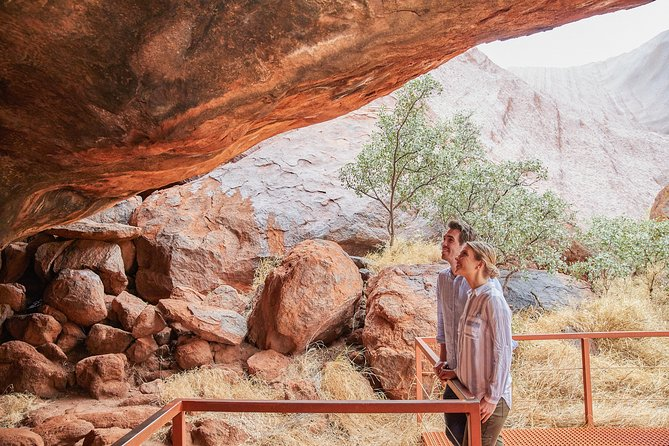 Uluru Base and Sunset Half-Day Trip with Optional Outback BBQ Dinner - Accommodation VIC