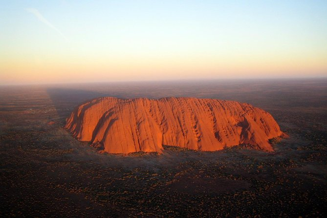 Fixed-Wing Scenic Flight from Uluru Ayers Rock - Accommodation VIC