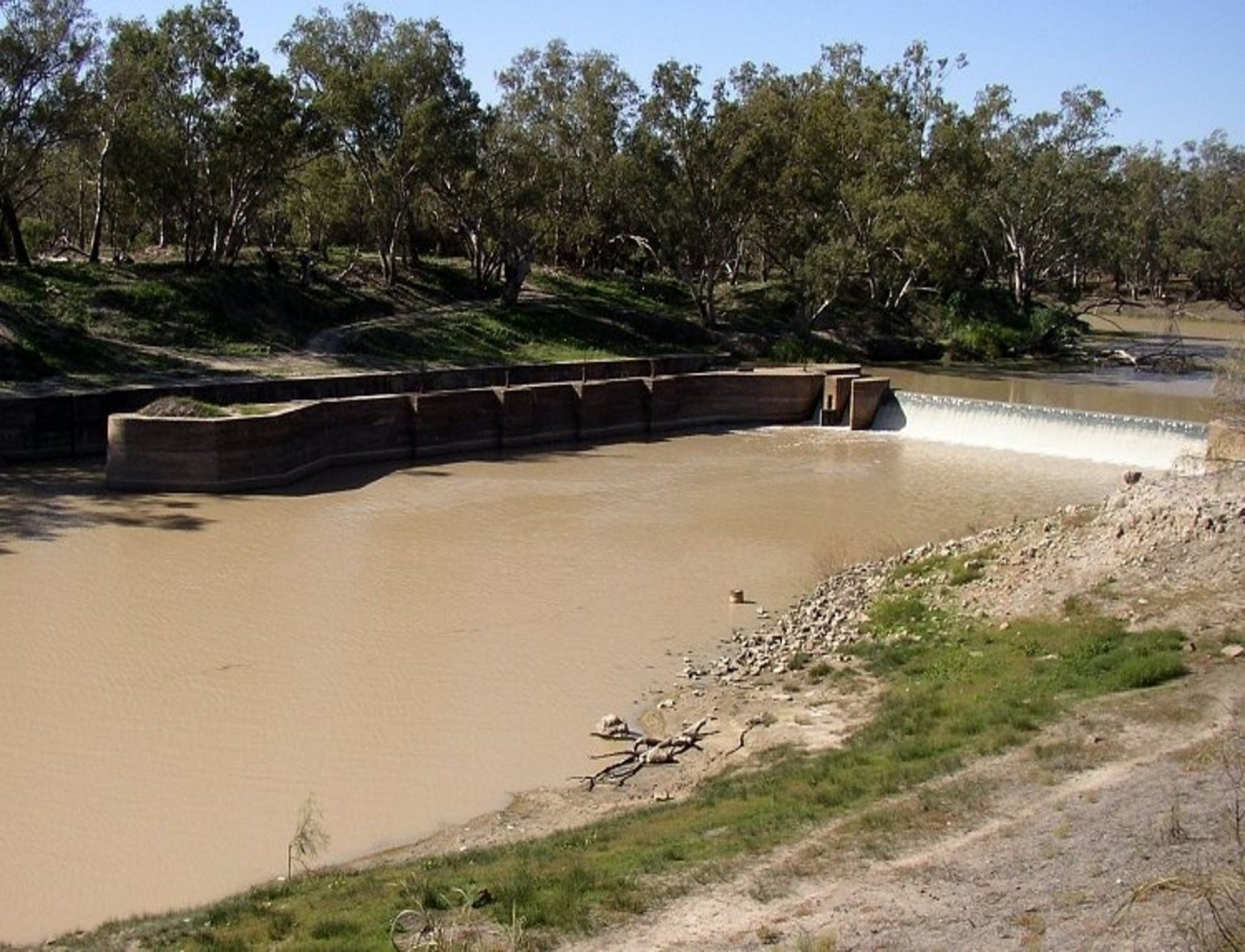 Bourke Weir - Accommodation VIC