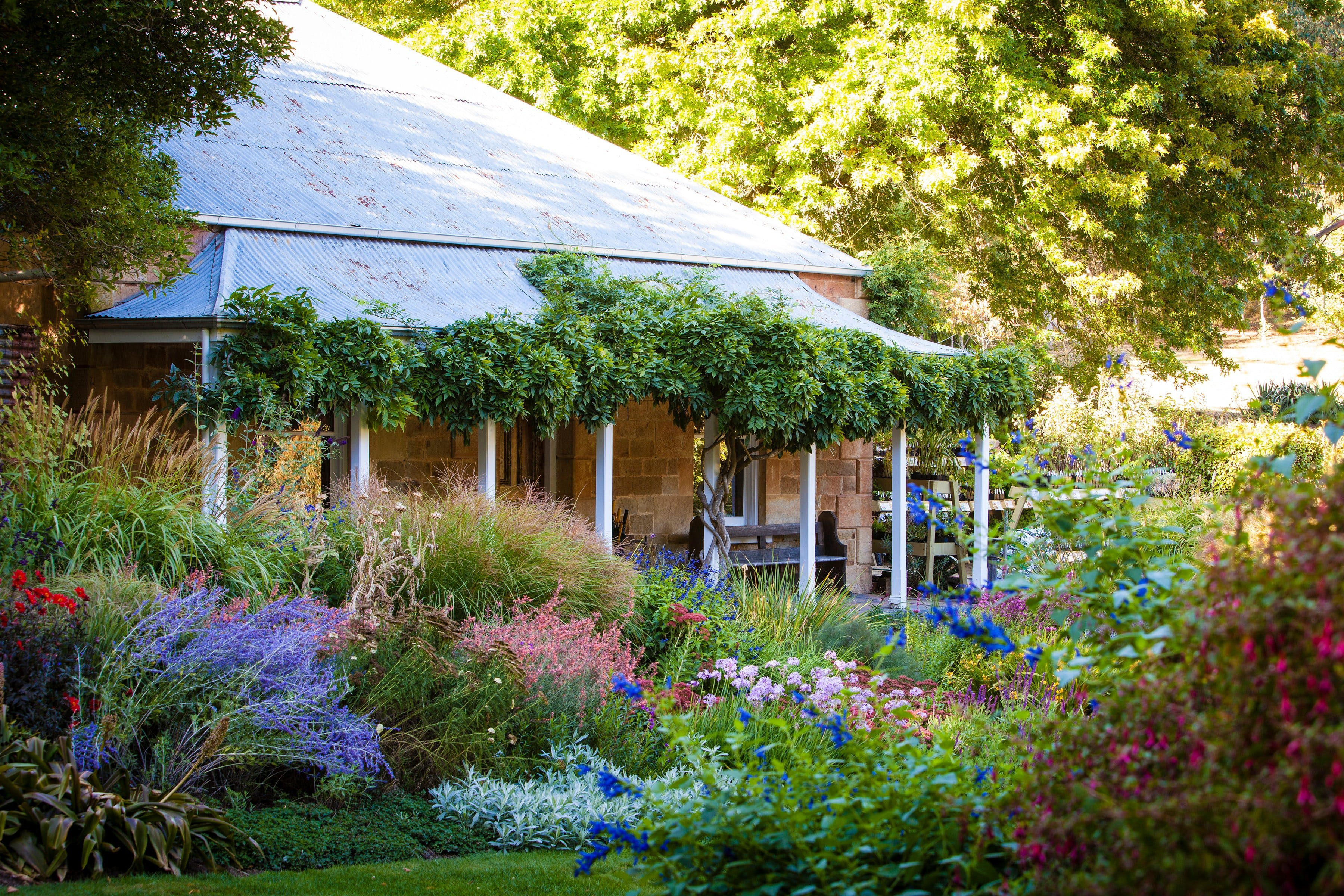 Garden of St Erth - Accommodation VIC