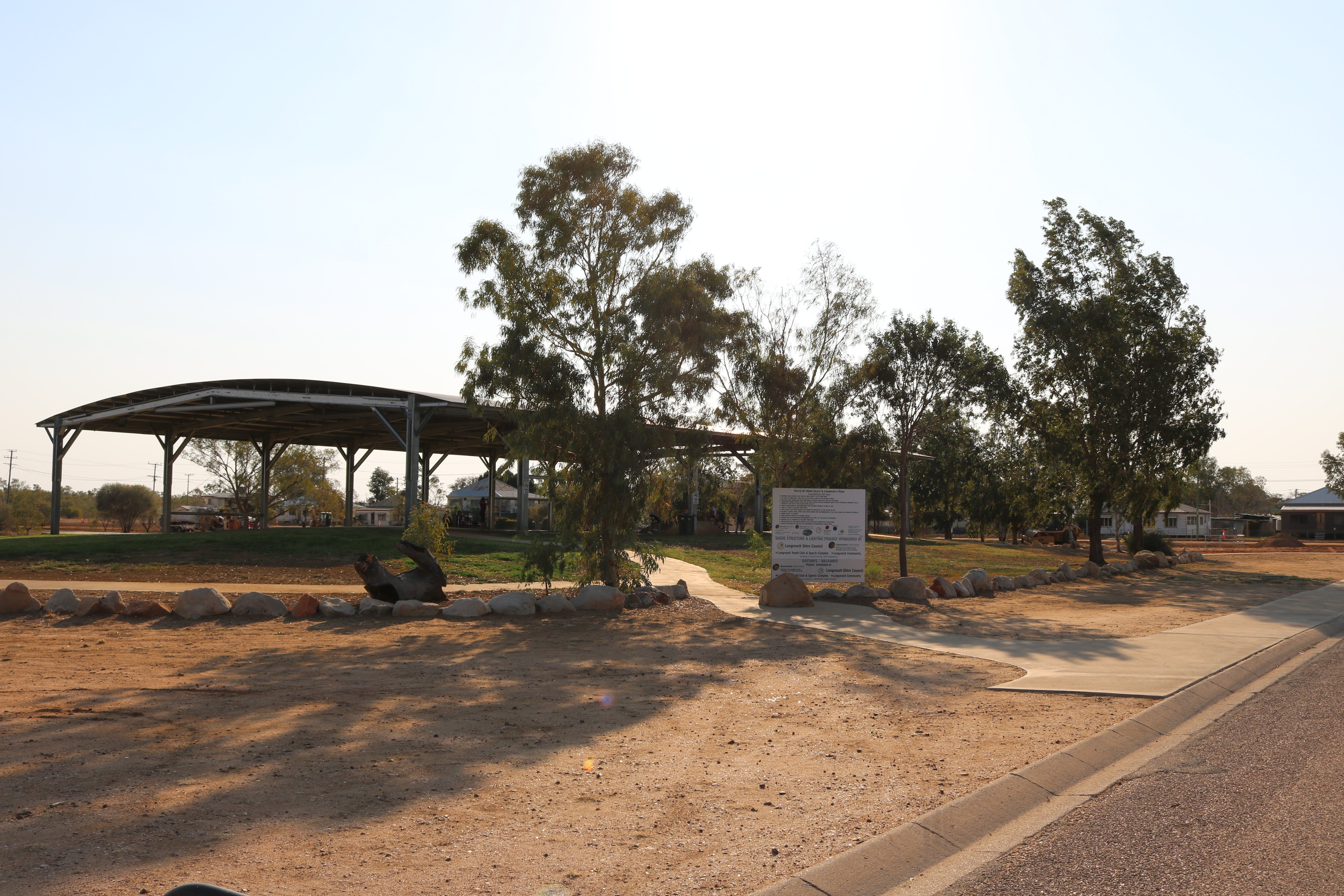 Longreach Skate Park - Accommodation VIC