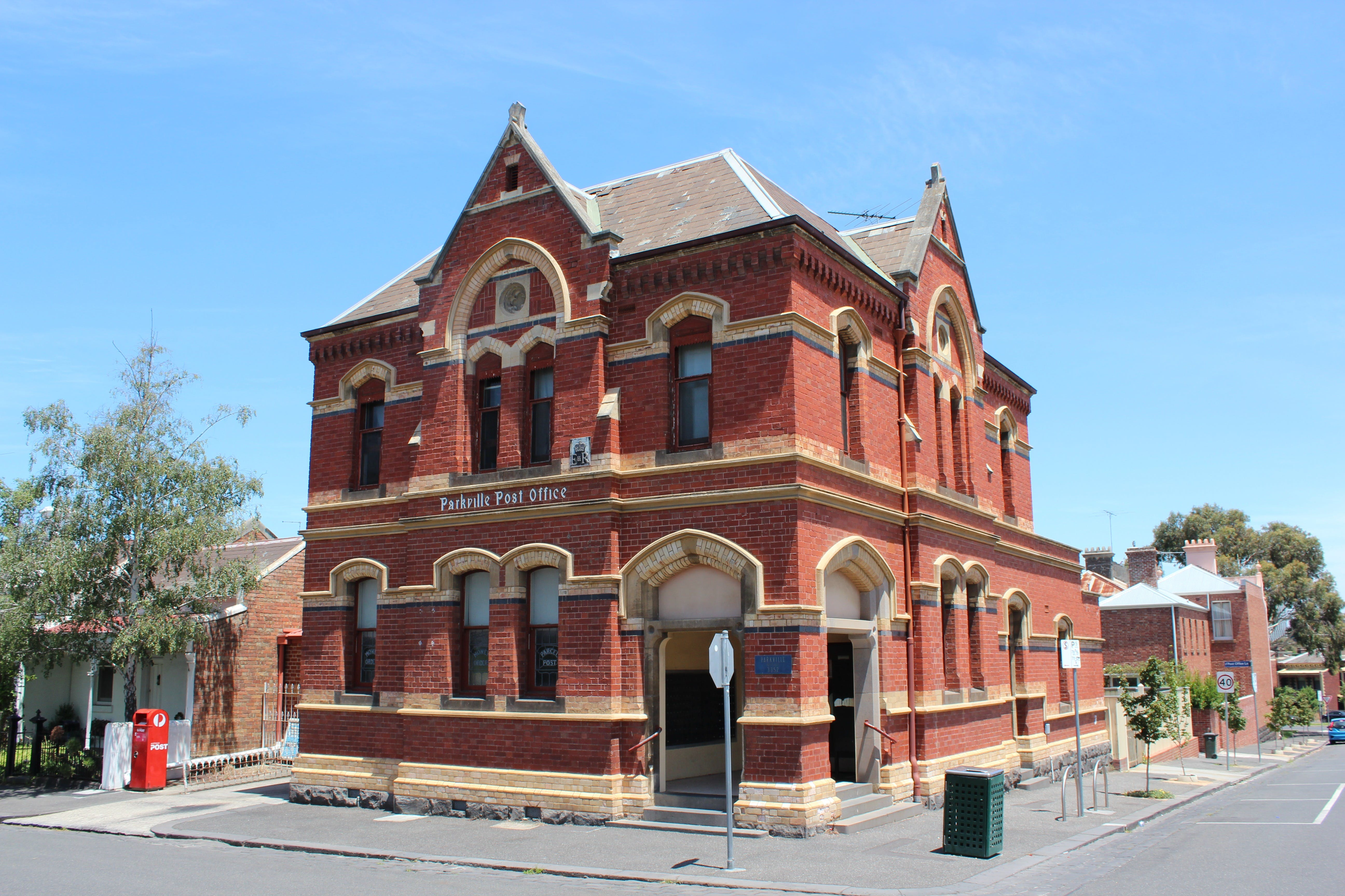 Parkville Heritage Walks - Accommodation VIC
