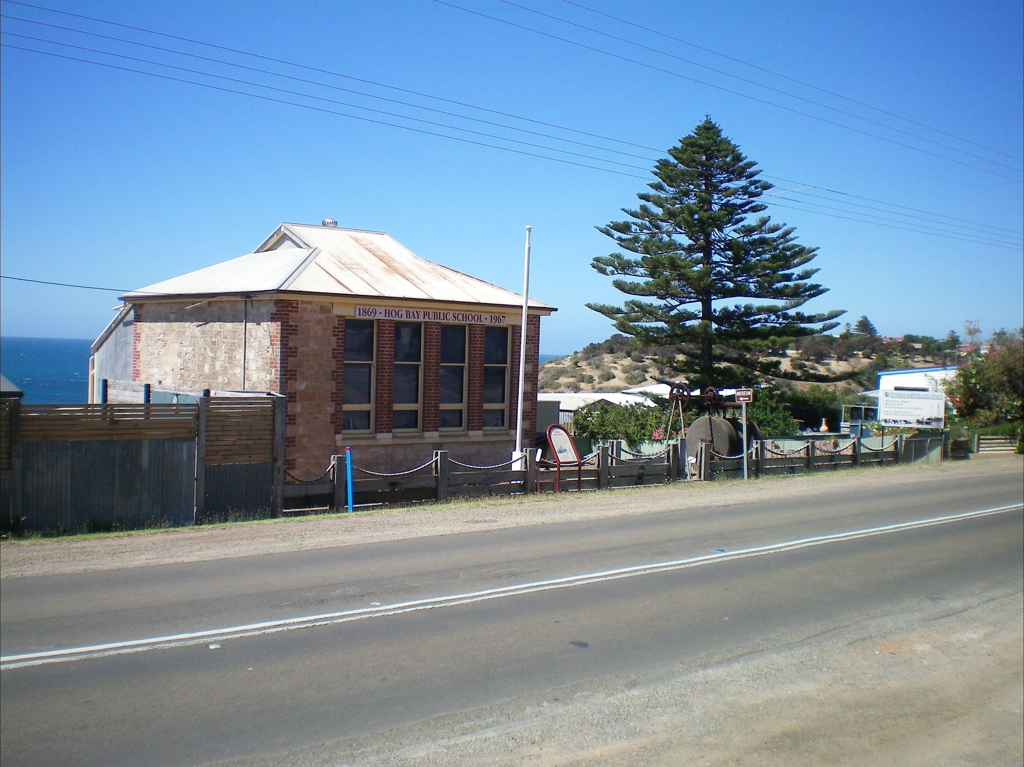 Penneshaw Maritime And Folk Museum - Accommodation VIC