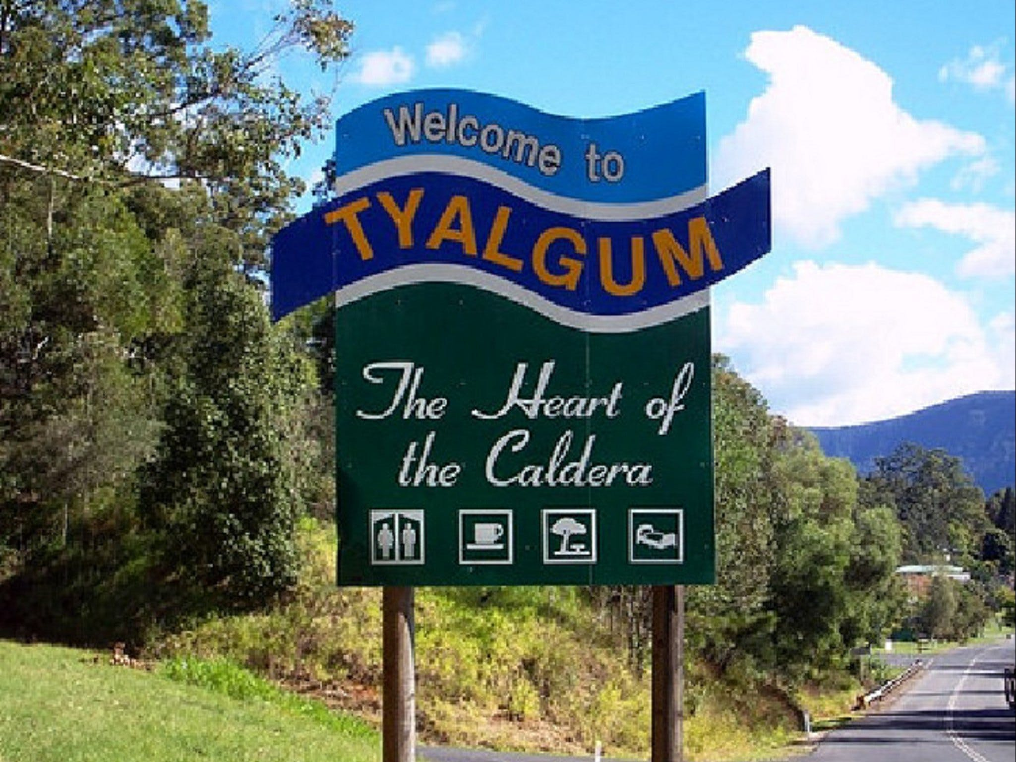 Tyalgum - Accommodation VIC