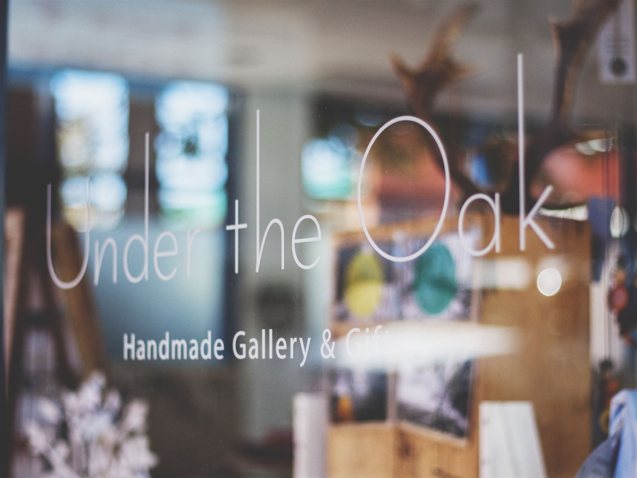 Under The Oak Handmade Gallery and Gifts - Accommodation VIC