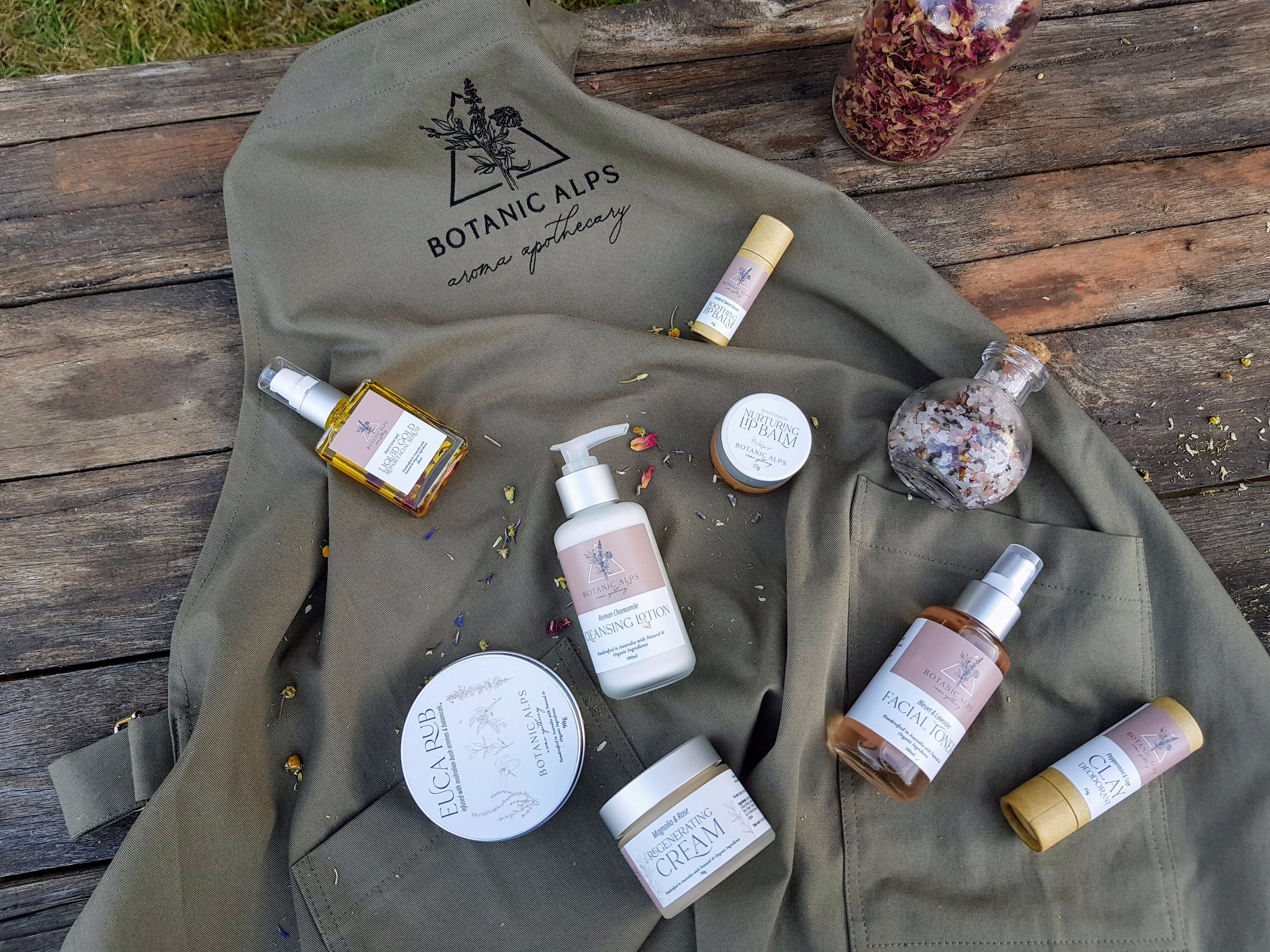 Botanic Alps Aroma Apothecary - Accommodation VIC