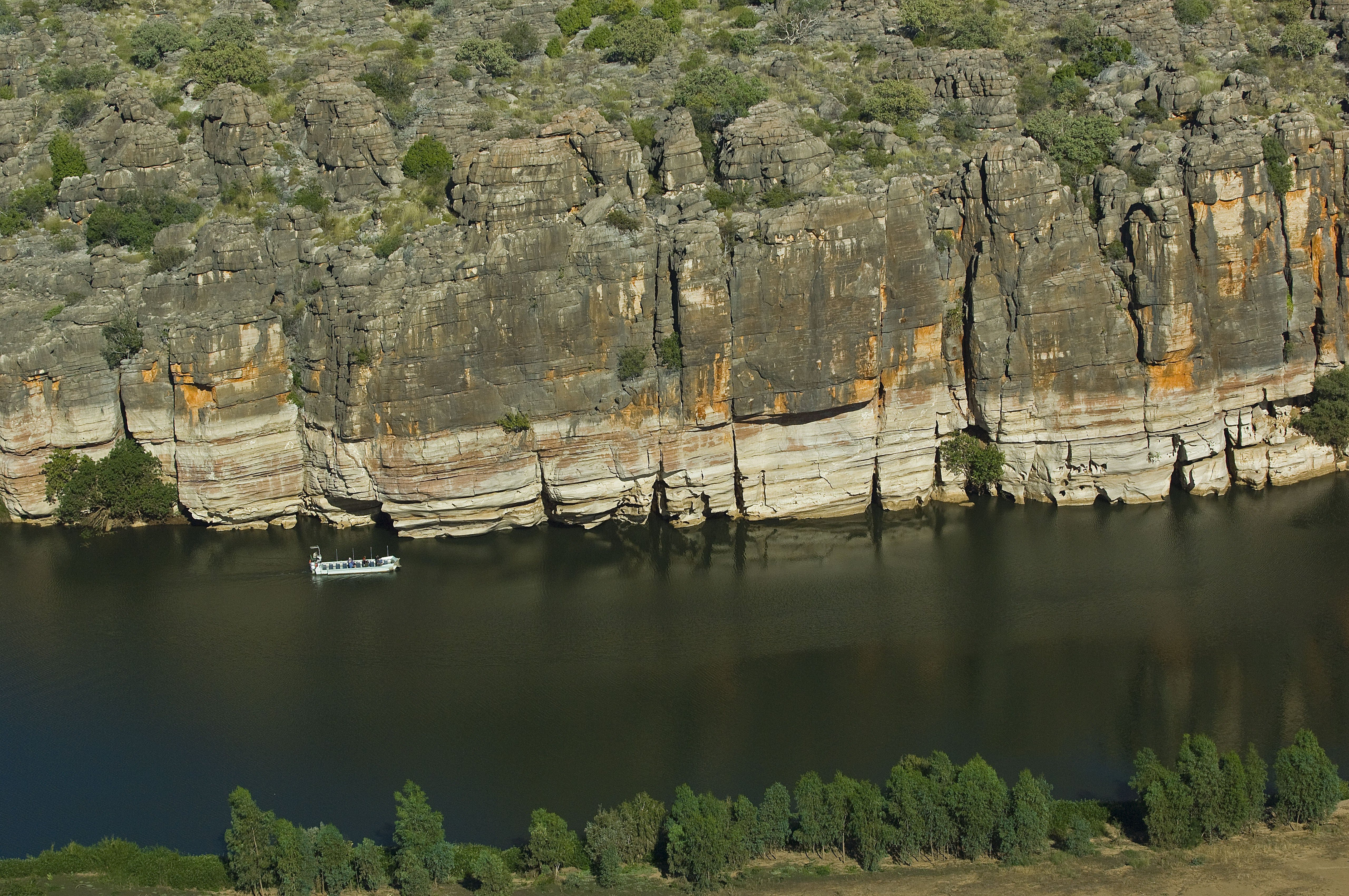 Fitzroy River - Accommodation VIC
