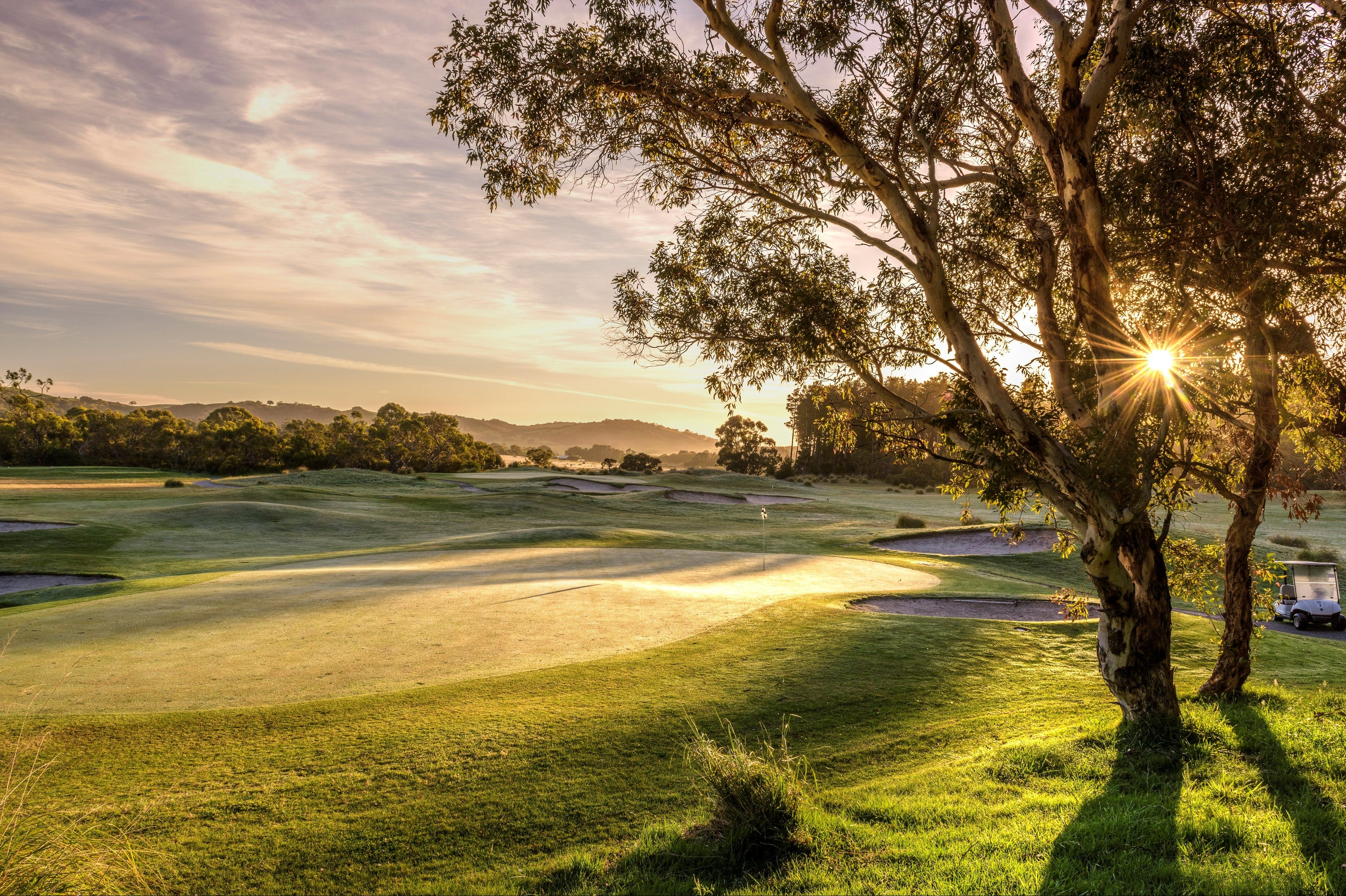 Mount Compass Golf Course - Accommodation VIC