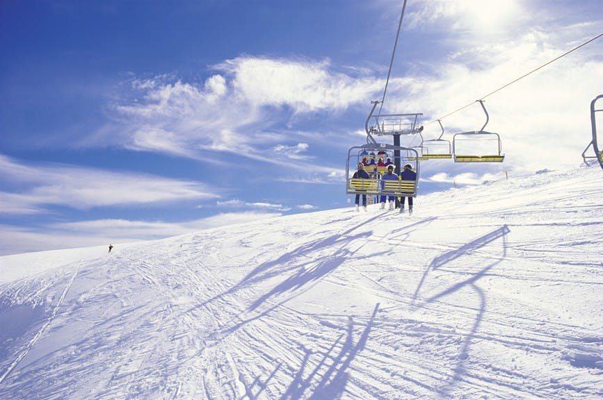 Mount Hotham - Accommodation VIC